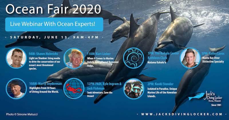 Ocean Fair 2020 Presentations