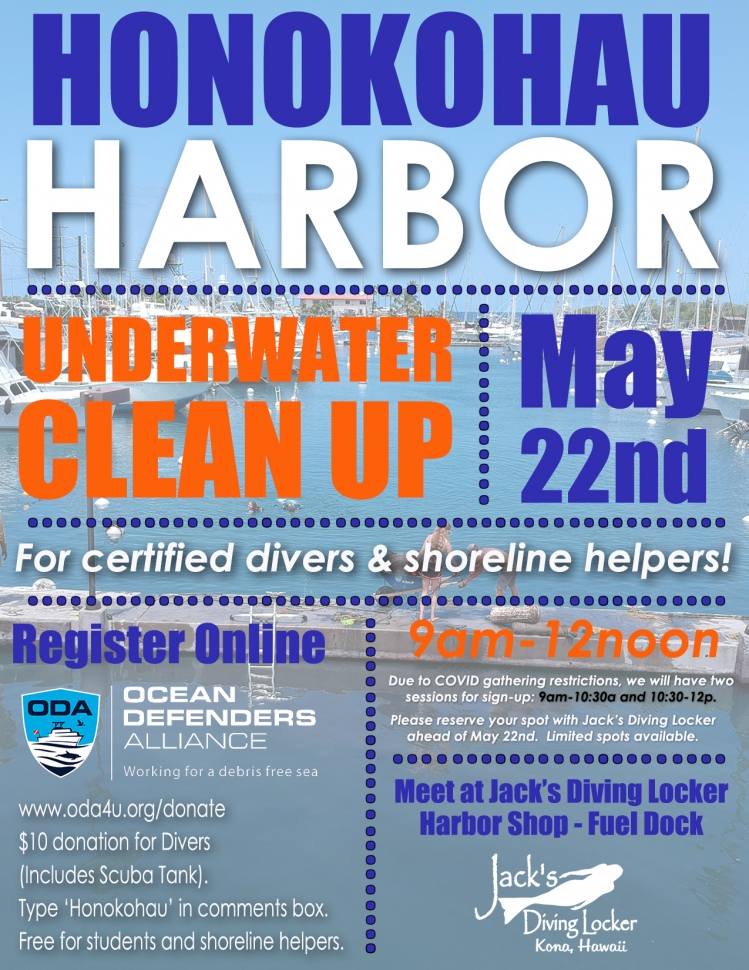 May2021 Harbor clean up