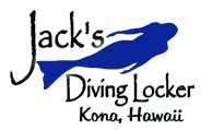 Jack's Diving Locker - Kailua Kona,  Hawaii